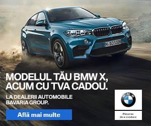 Banner BMW Seria 5 2017